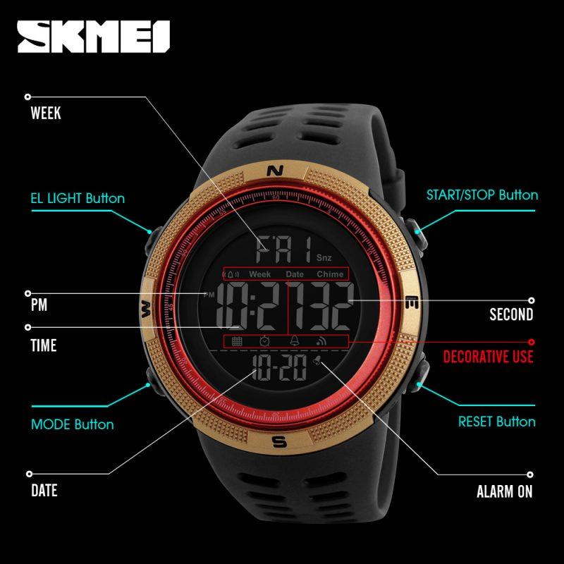 chrono wristwatches