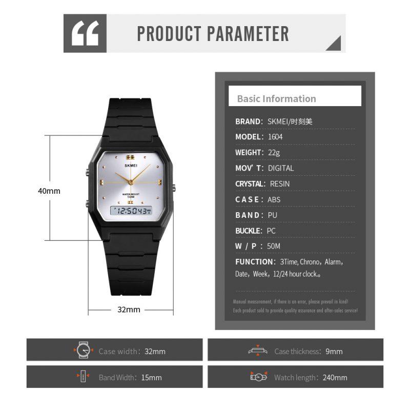 relojes digital sports watch