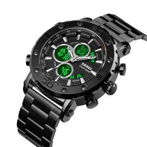 relojes hombre black Reloj skmei