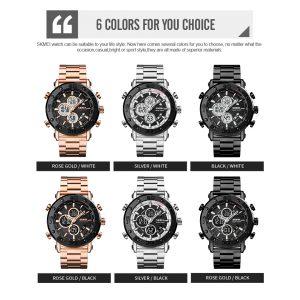 relojes hombre sport Reloj skmei