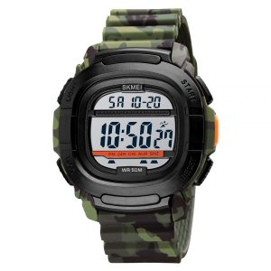 chronograph digital watch