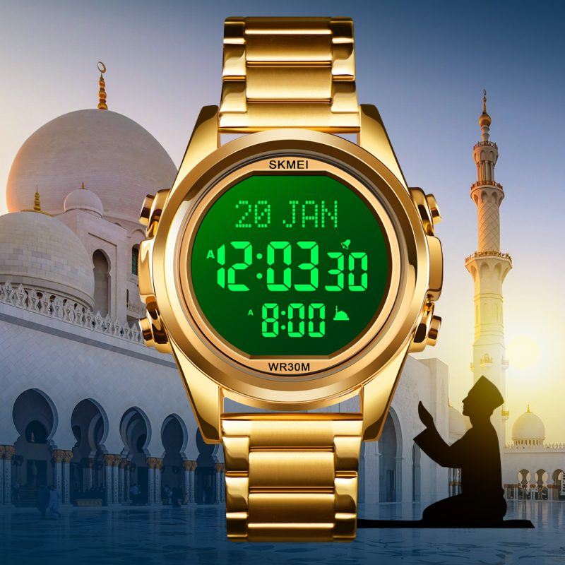 Azan Watch