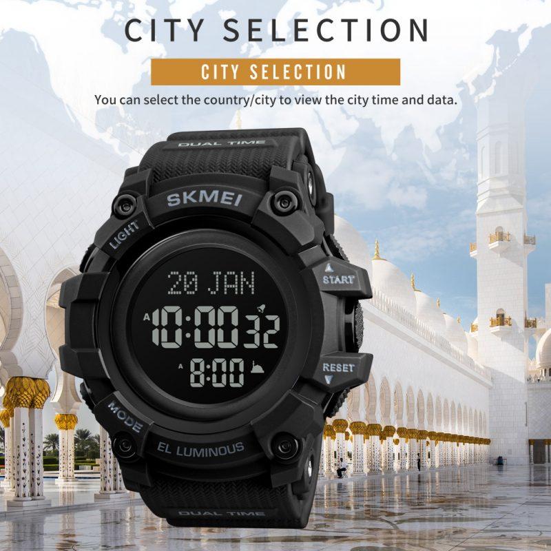azan watch