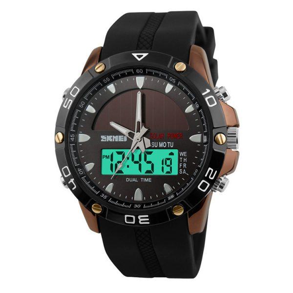 skmei 1064 solar powerd sports digital watch