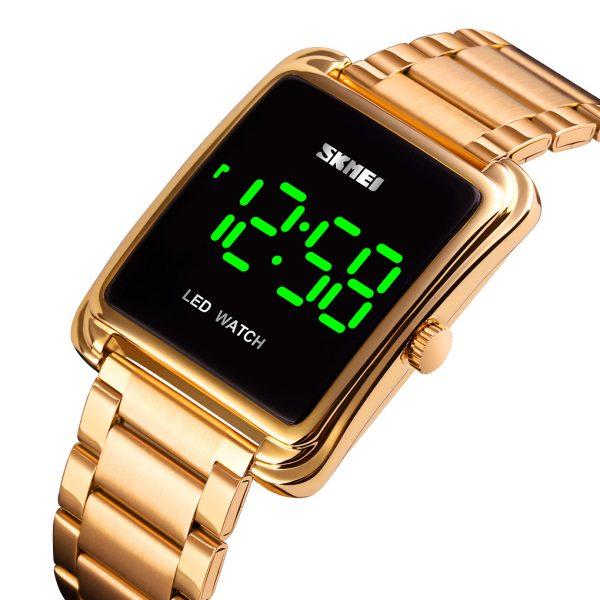 LED digital watch men