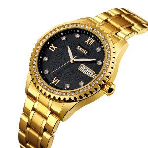 golden mechanical watch mechanical watch automatic