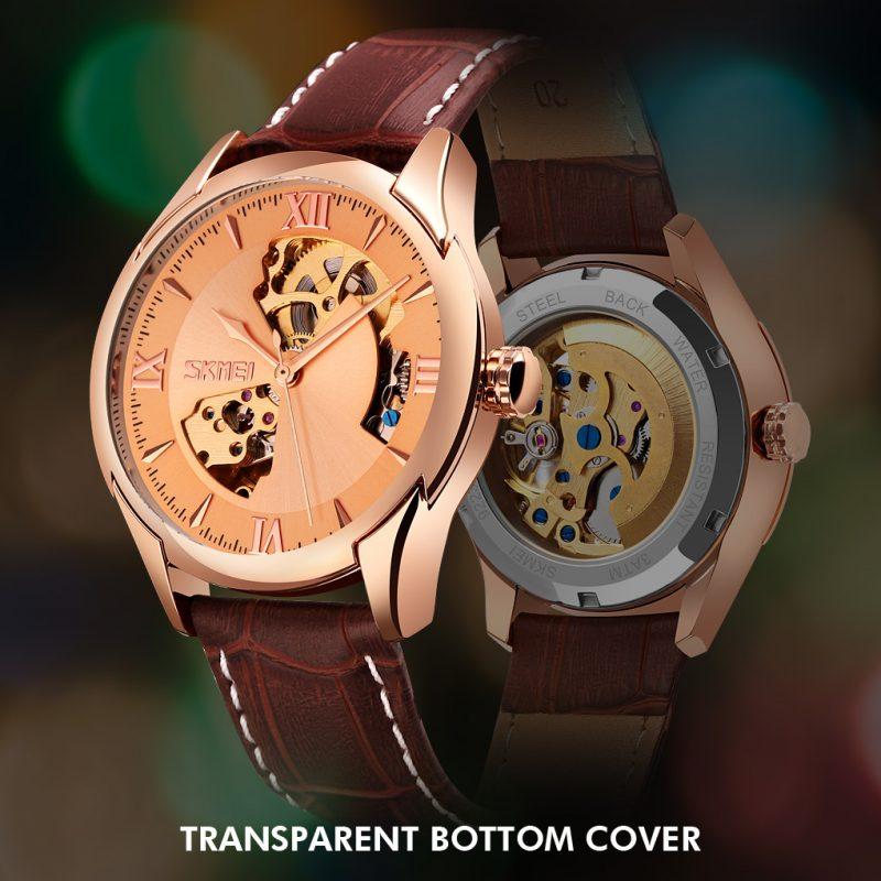 Mens automatic watch custom Mechanical Watch luxury brand
