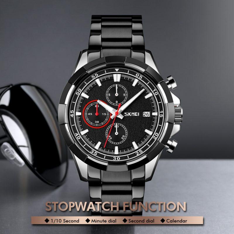 quartz watch custom logo