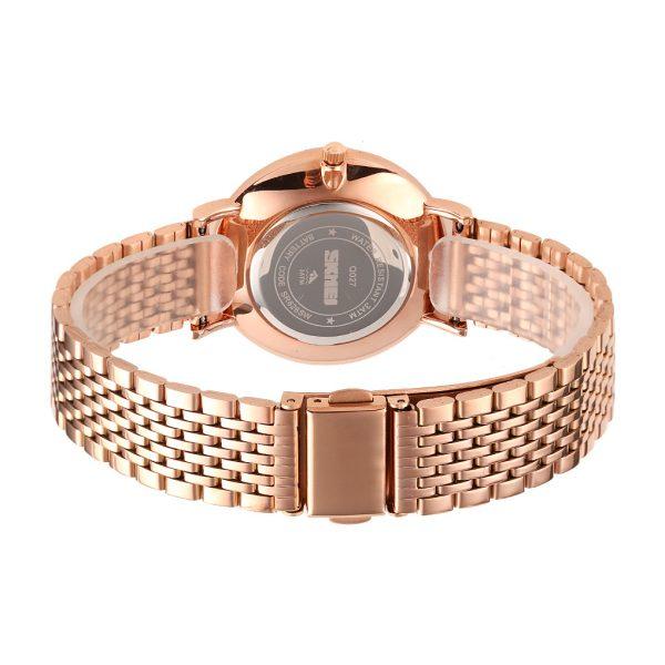 stainless steel watch case wristwatch