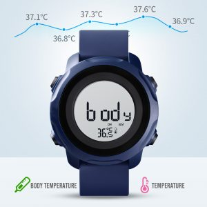 thermometer watch