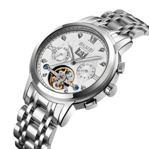 Skeleton Mechanical Watch