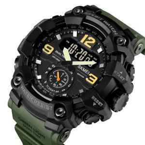 analog digital watch 1637