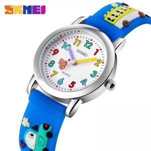 cartoon strap watch