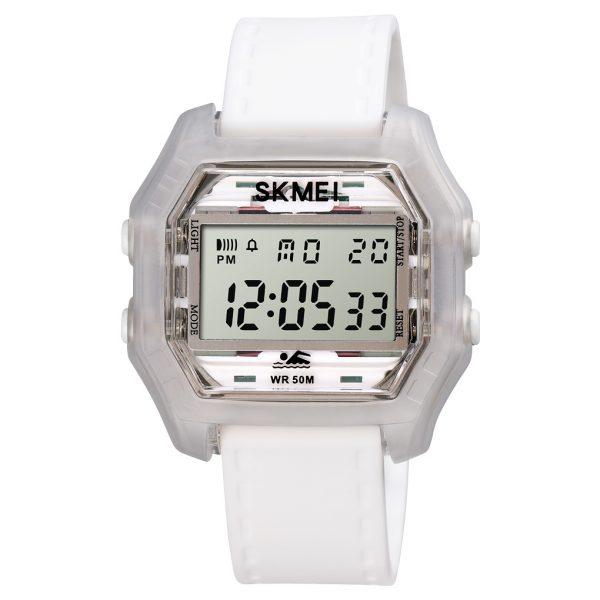 hexagonal digital watch silica gel cover
