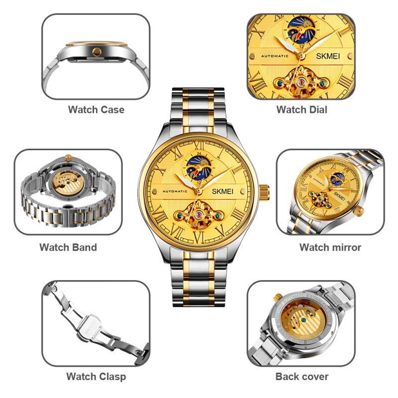 oem mechanic watch