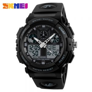 Sports Analog Watch
