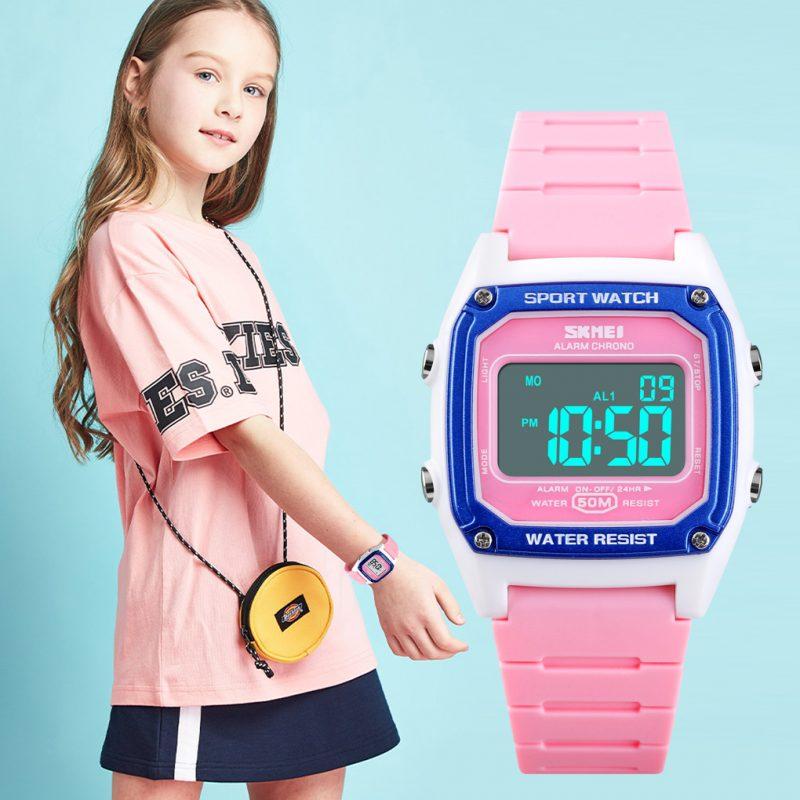 student sports watch skmei 1614