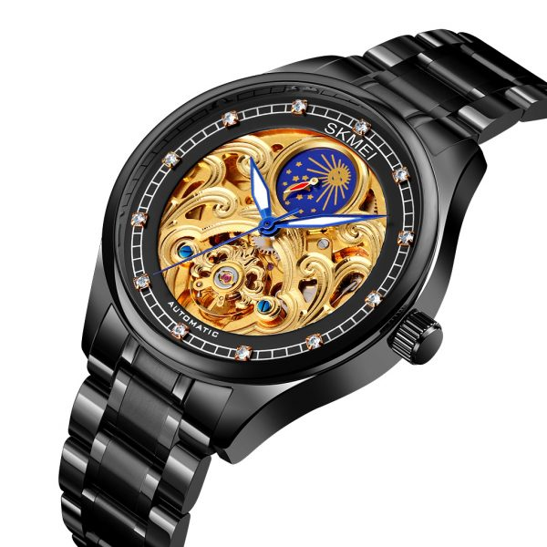 watch skeleton mechanical
