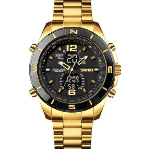 Digital watches men waterproof