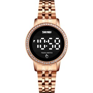 LED women wrist watch