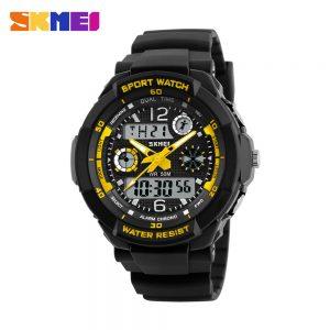 digital analog watch