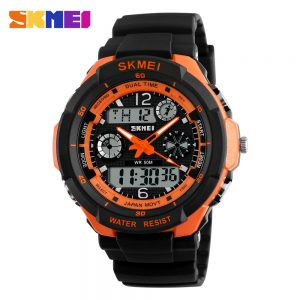 digital analog watch