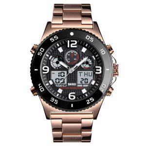 skmei watch analog digital