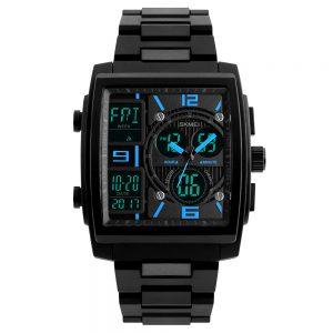 skimei watch analog digital