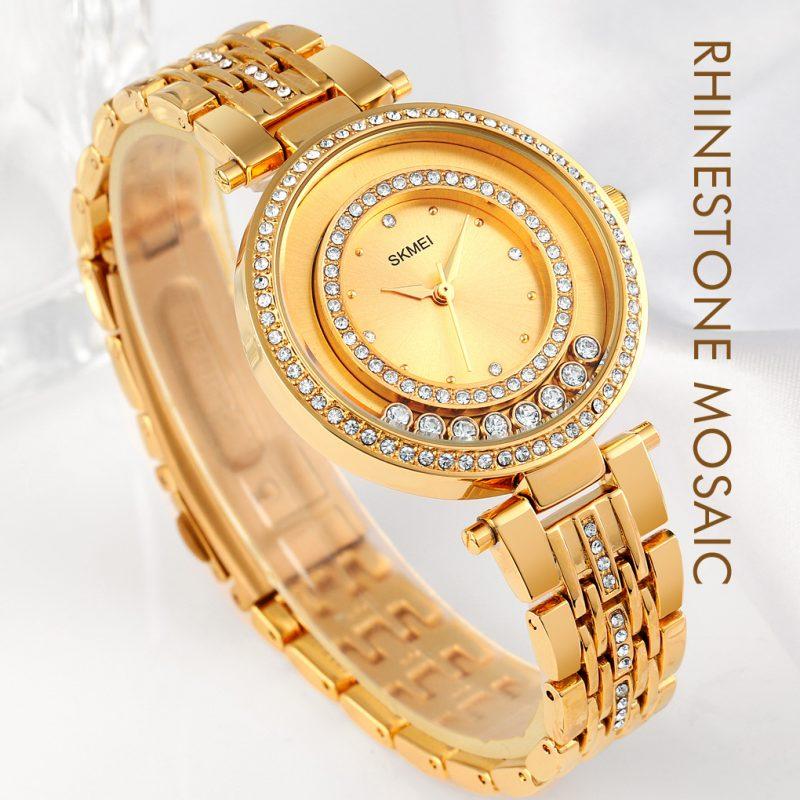diamond watch for lady